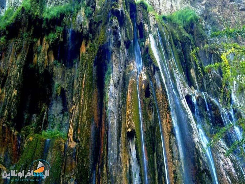 شلالات هريجان جالوس (شالوس)