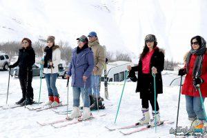 منتجع خور للتزلج