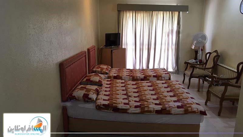 حجز فندق مارال في مدينة كلاردشت شمال إيران