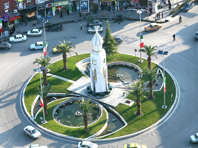 قائمشهر أفضل مكان في شمال إيران