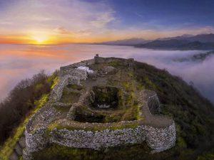 قلعة ماركوه في رامسر