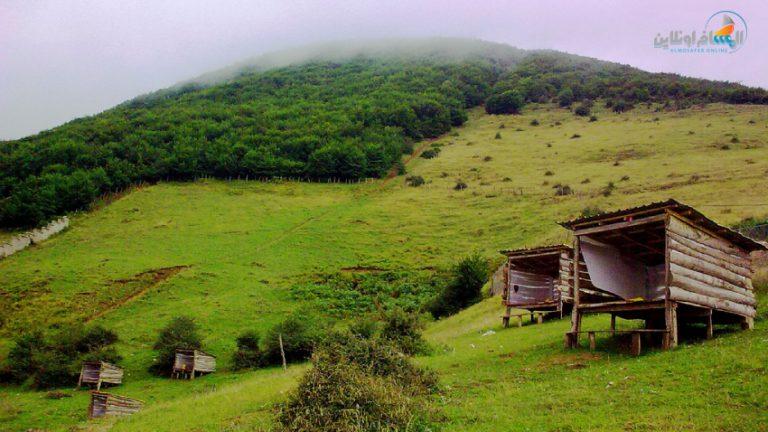 كلاردشت في مقاطعة مازندران