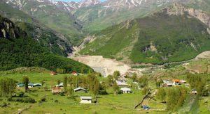 قرية هريجان -عباس آباد شمال ايران