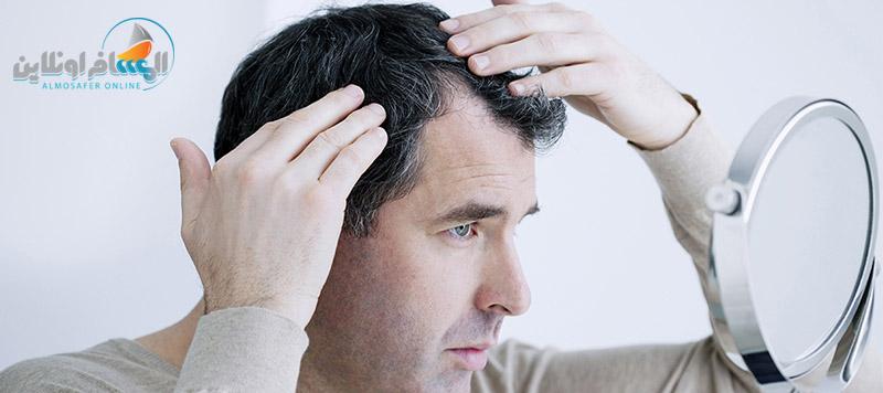 العناية بعد زراعة الشعر في إيران