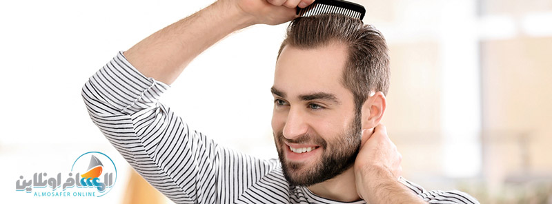 زرع الشعر الصناعي بدون جراحة في إيران