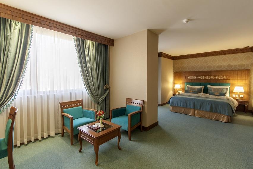 فندق بولادكف في شيراز