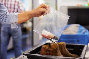 مواد المحظورة في المطارات الإيرانية