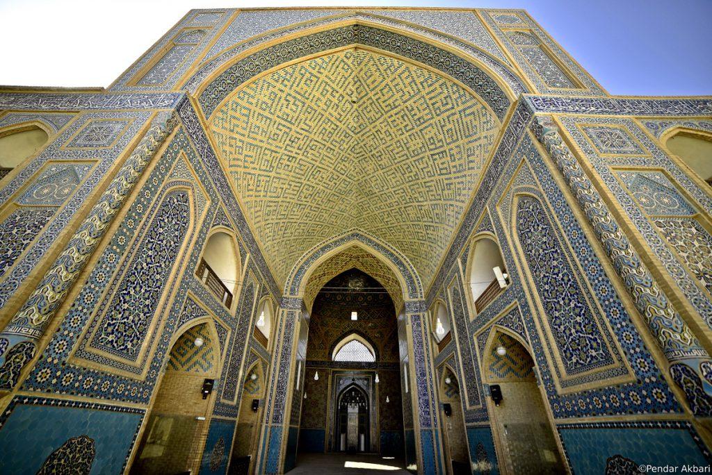 جامع يزد التاريخي – السياحة في يزد