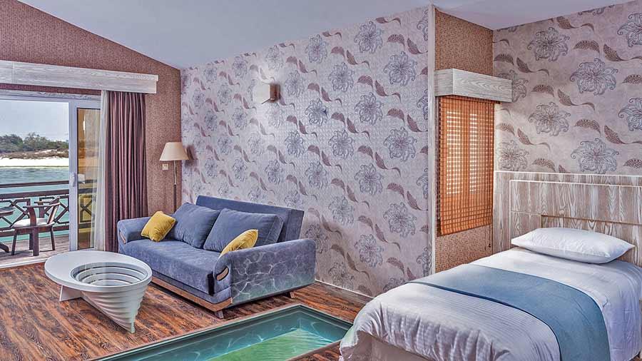 فندق ترنج في كيش
