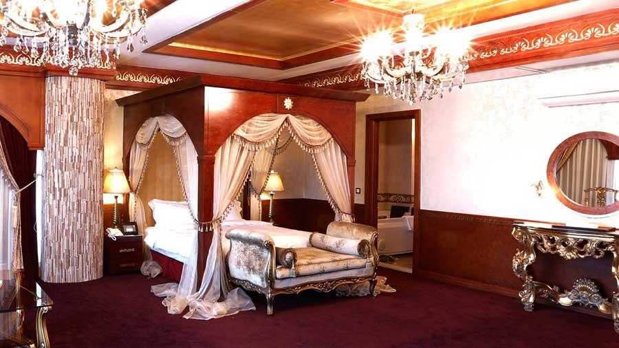 فندق درويشي الفاخر في مشهد