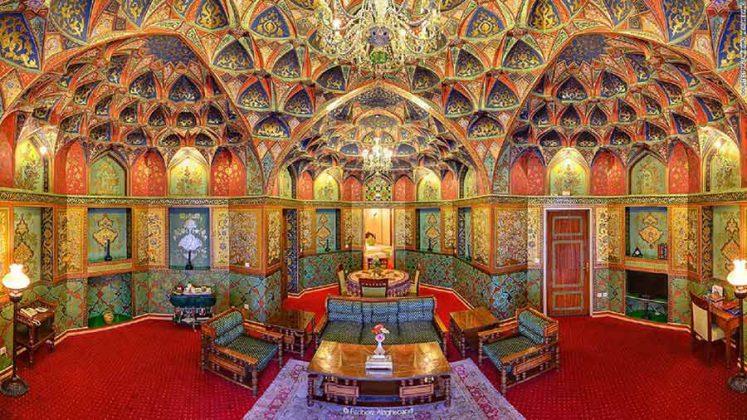 فندق عباسي في أصفهان