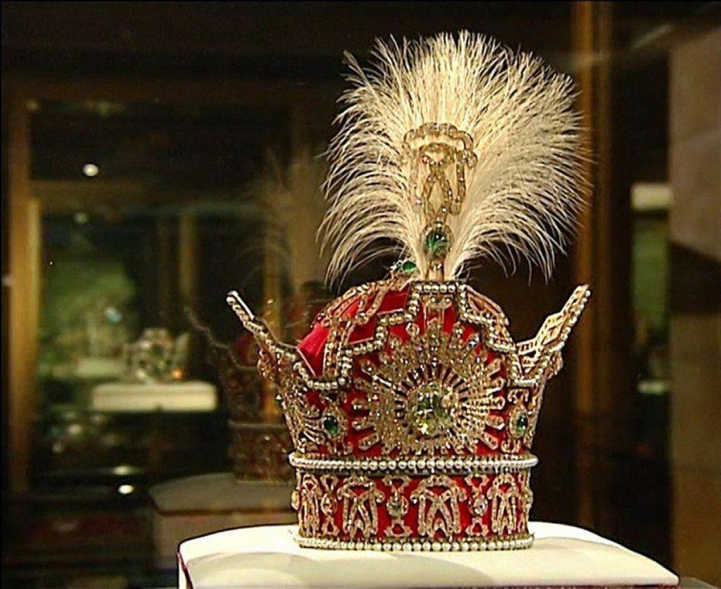 متحف طهران الوطني للمجوهرات