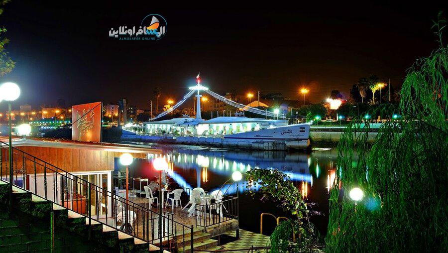 بابلسر ، مدينة شعبية في شمال إيران