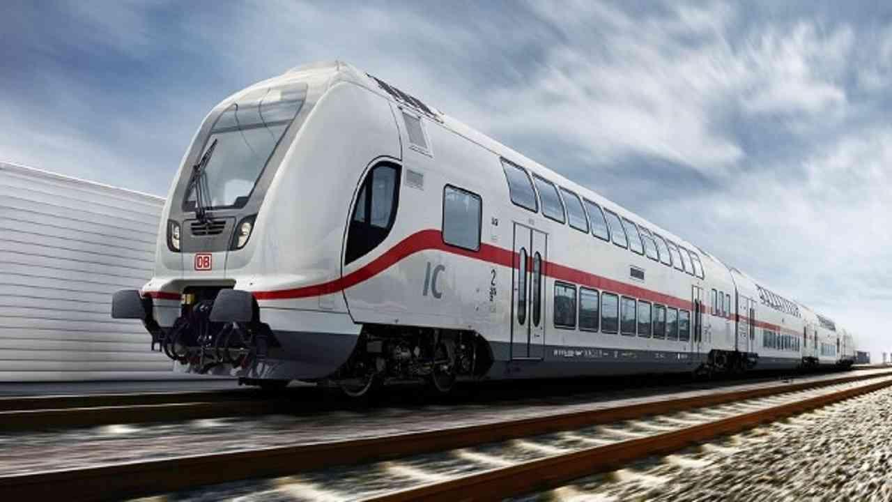 قطار النفق في شمال إيران