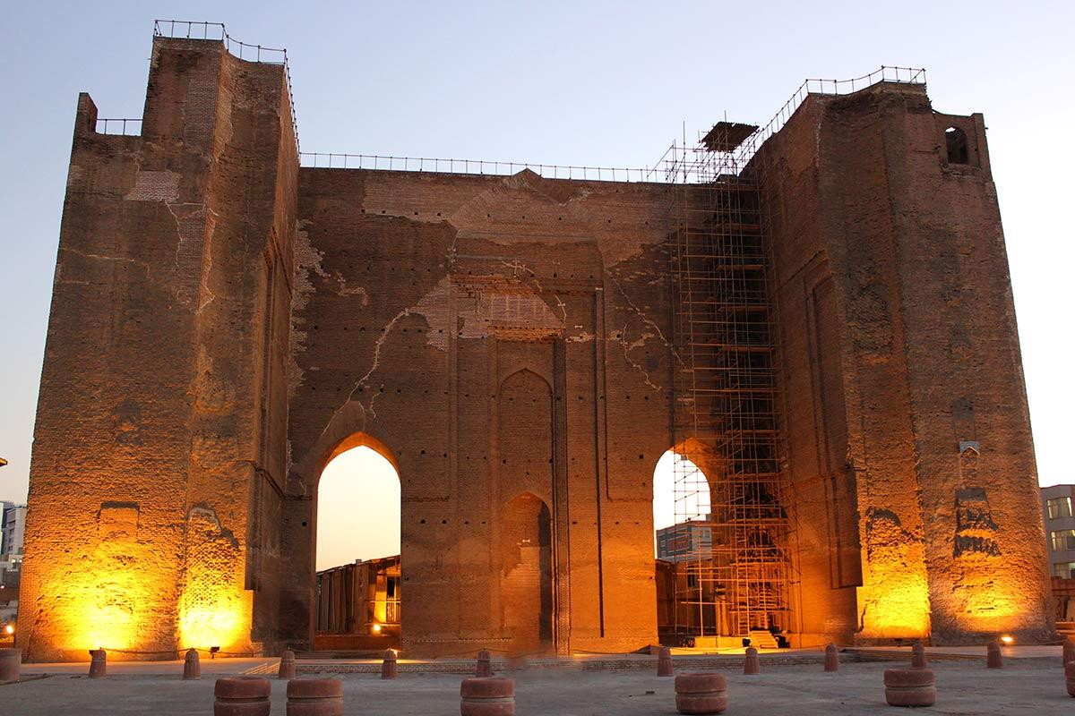 قلعة علي شاه في تبريز