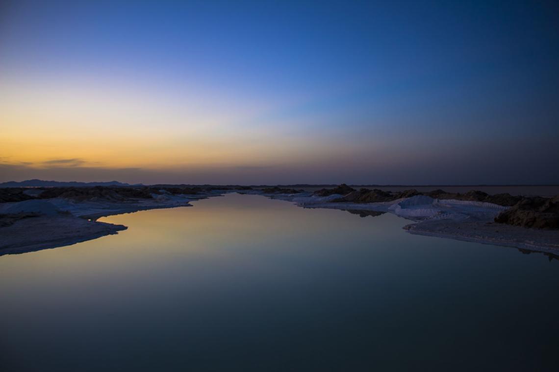 بحيرة خارا المالحة