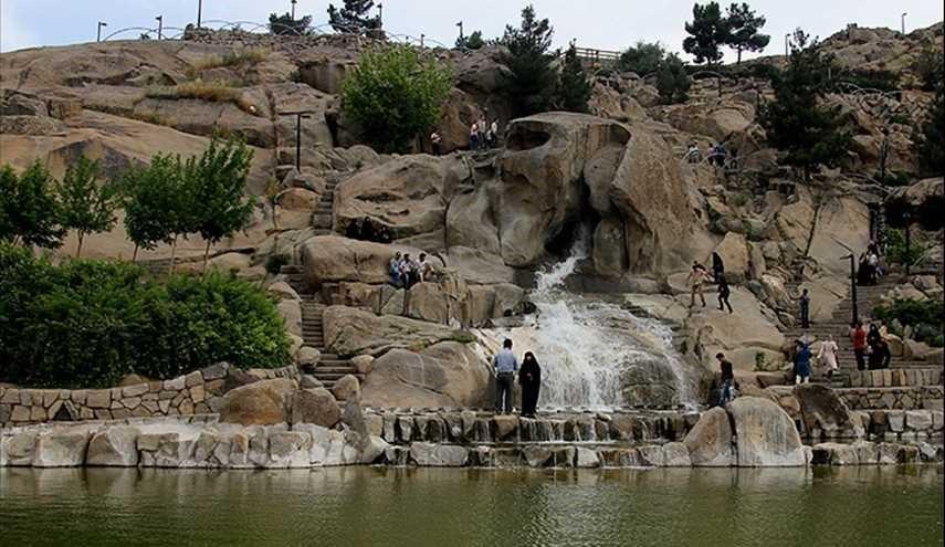 حديقة كوهسنكي في مشهد