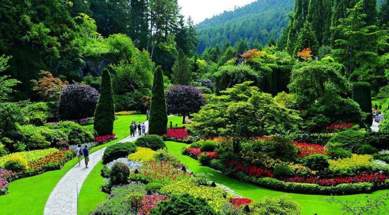 حديقة هفت حوض الطبيعية في مشهد