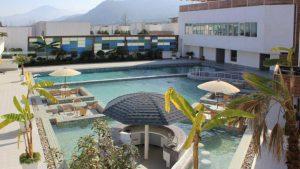 فندق وستا في مدينة تنكابن شمال إيران