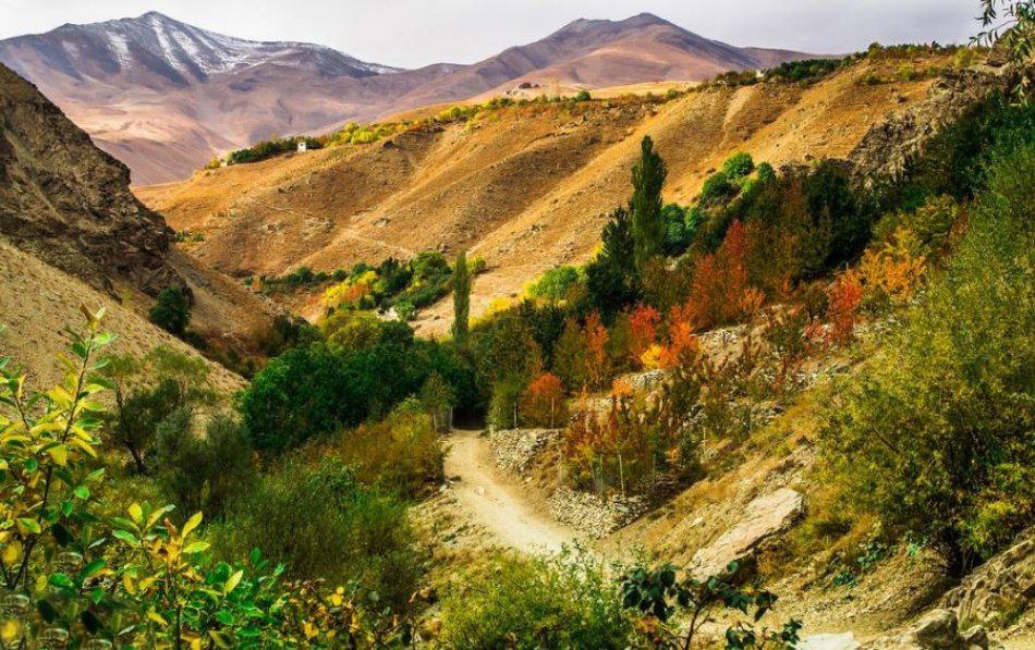 قرية آهار في طهران