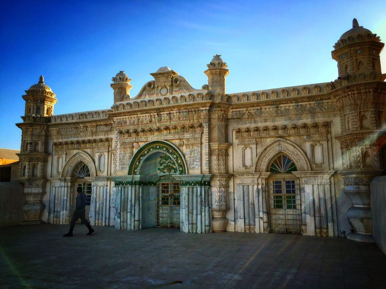 مسجد رنجوني ها