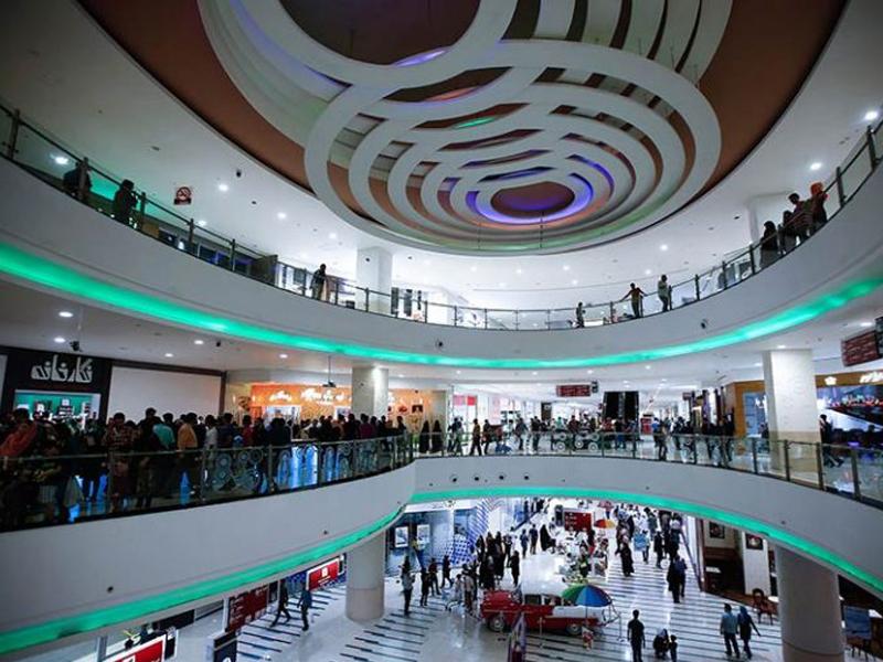 مركز أصفهان للتسوق