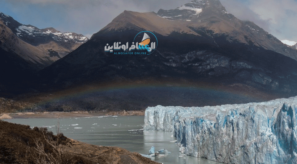 الأنهار الجليدية الإيرانية