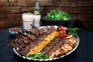 ثقافة الطعام الإيرانية