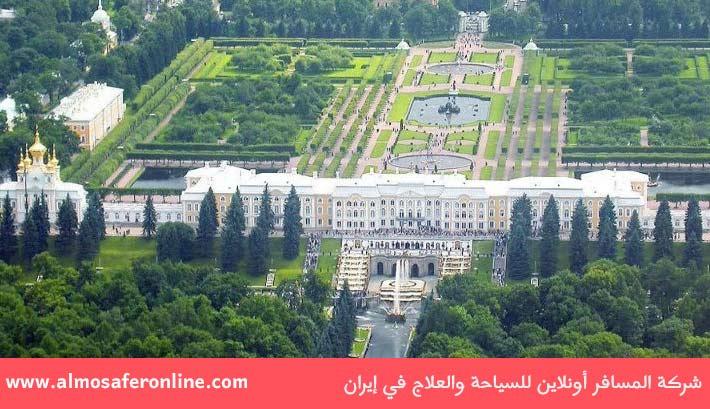الحديقة الفارسي في رامسر