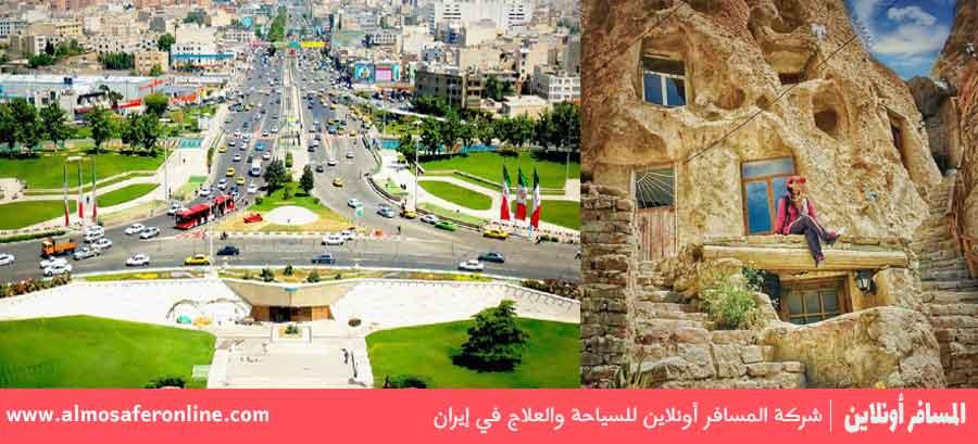 تبريز عاصمة السياحة الإسلامية