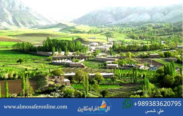 طريق مشهد إلى شمال إيران