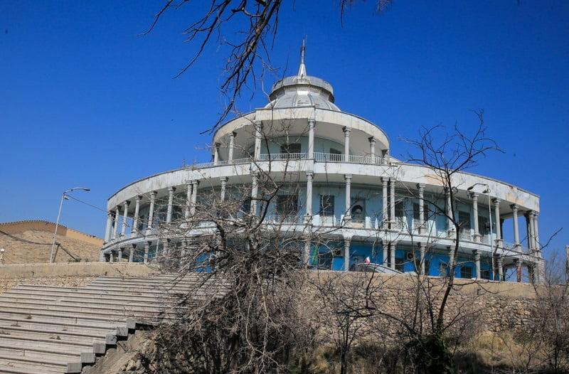 قصر فرآباد ، طهران - قصر فيروزة