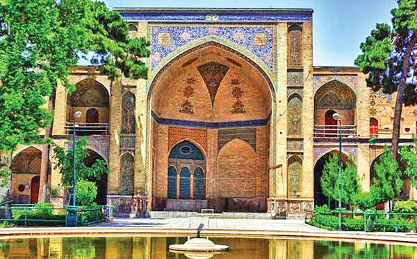 مسجد ومدرسة سبه سالار