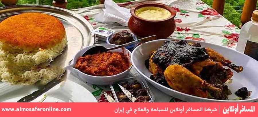 مطاعم في مدينة رامسر:مطعم خوار خانوم