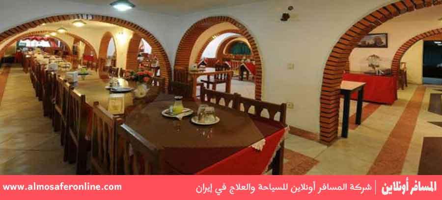 مطاعم في مدينة رامسر::مطعم فندق كوثر