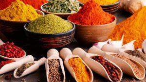 أنواع البهارات في المطبخ الإيراني
