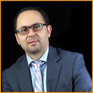 دكتور لرفع الحاجب في إيران أمير رضا مطبر