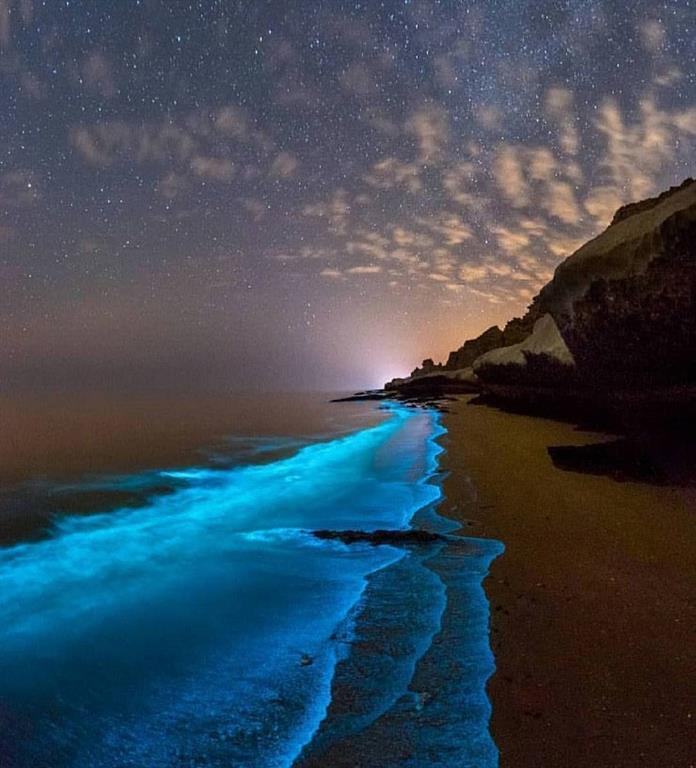 شاطئ تشابهار أصلي للغاية