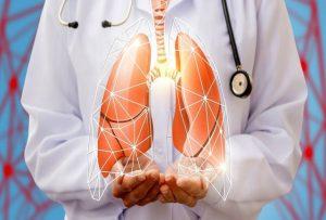علاج التهابات الرئة والصدرفي إيران