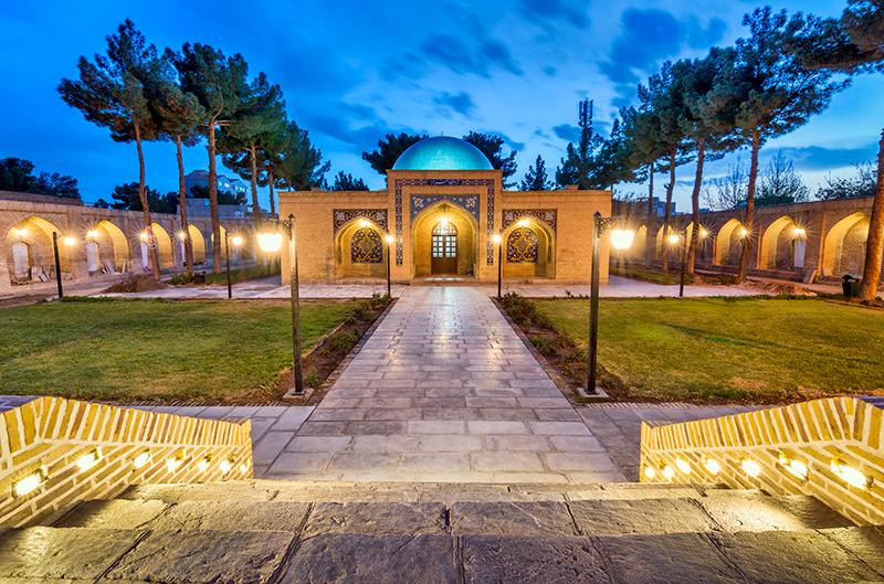 قبر الحاج ملاهادي سبزيفاري