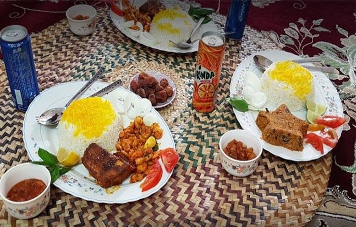 مطاعم جزيرة قشم الإيرانية