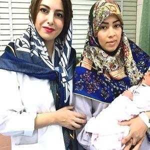 أخصائي أطفال الأنابيب دكتور آزاده حسيني