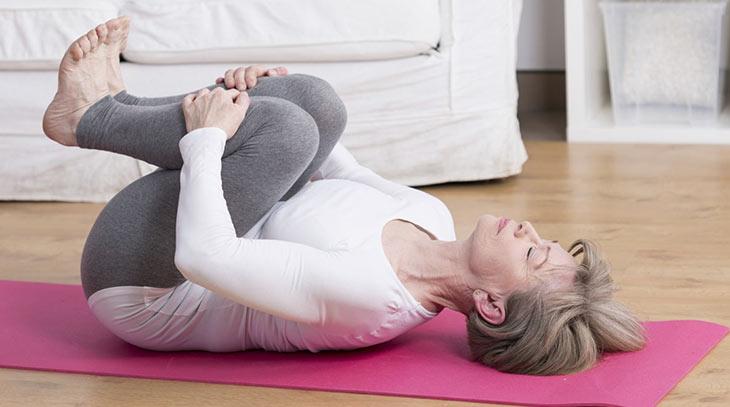 تمارين مفيدة لآلام أسفل الظهر