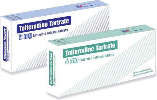علاج سلس البول في إيران - أقراص تولتيرودين