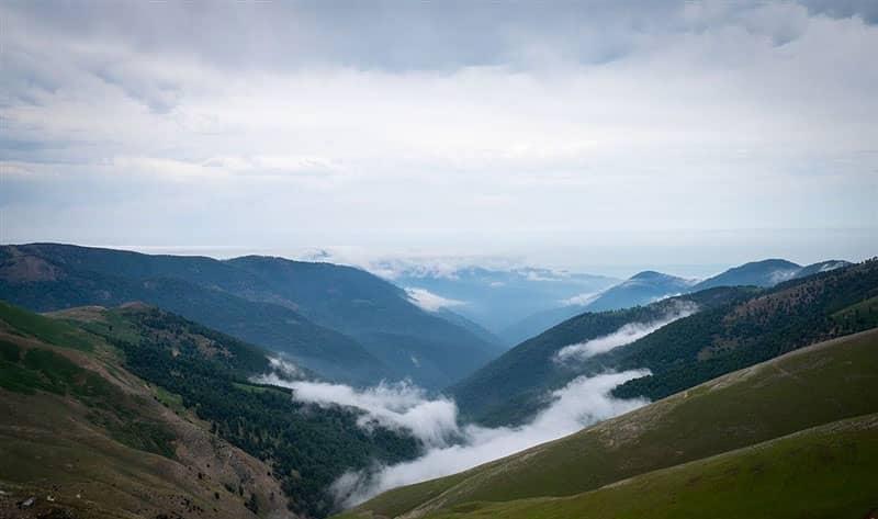 اولسبلنکاه ماسال في شمال إيران